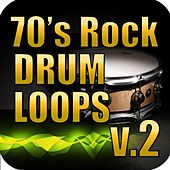 70s Rock Drum Loops Vol. 2 by Ultimate Drum Loops