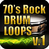 70s Rock Drum Loops Vol. 1 by Ultimate Drum Loops