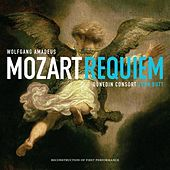 Mozart: Requiem (Reconstruction of first performance, Taster EP) by Joanne Lunn