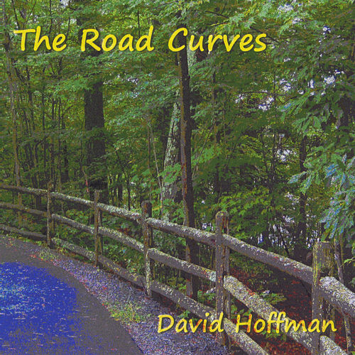 The Road Curves by David Hoffman
