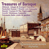 Treasure of the Baroque by Various Artists