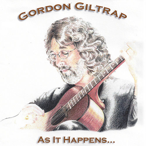 As It Happens by Gordon Giltrap