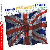 British Folk Artist Concert (Digitally Remastered) by Various Artists