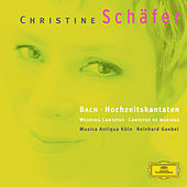 Bach, J.S.: Wedding Cantatas by Christine Schäfer