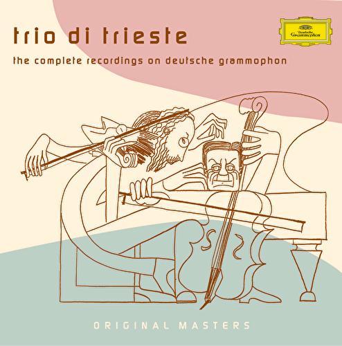 Trio di Trieste - The Complete recordings on Deutsche Grammophon by Trio Di Trieste