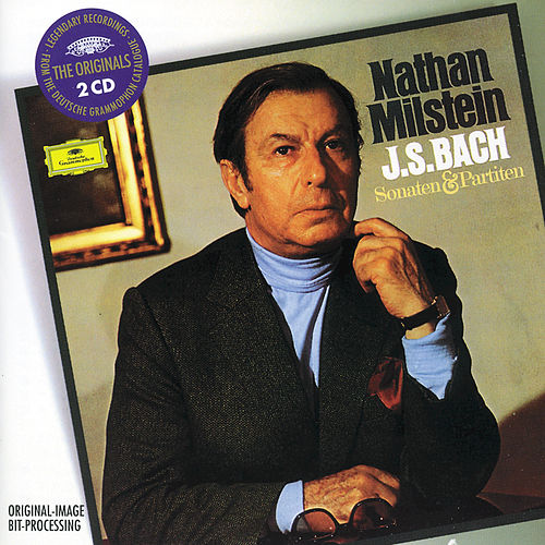 Bach: Sonatas And Partitas by Nathan Milstein
