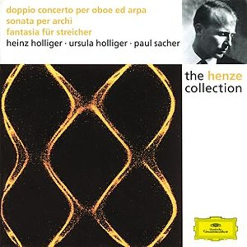 Henze: Double Concerto; Sonata for Strings; Fantasia for Strings by Various Artists