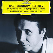 Rachmaninov: Symphony No.3; Symphonic Dances by Russian National Orchestra