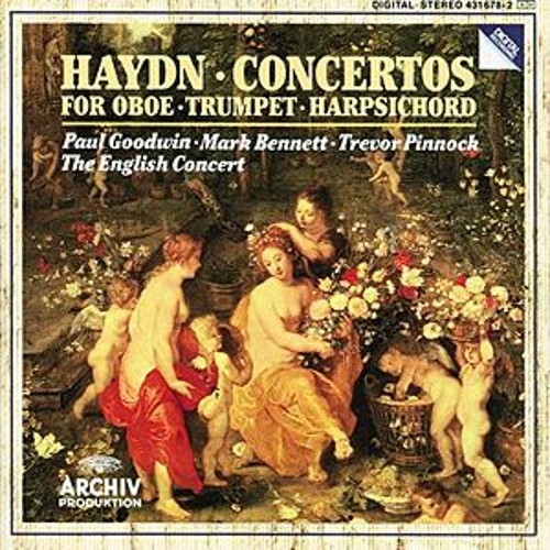 Haydn: Concertos for Oboe, Trumpet & Harpsichord by Various Artists