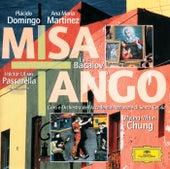 Bacalov: Misa Tango; Tangosaín / Piazzolla: Adiós Nonino; Libertango by Various Artists