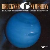 Bruckner : Symphony No.6 by Daniel Barenboim