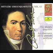 Beethoven: The Middle Quartets by Emerson String Quartet