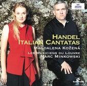 Handel: Italian Cantatas HWV 99, 145 & 170 by Various Artists