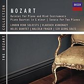 Mozart: Piano & Wind Quintet, Piano Quartet No.1 Etc by Various Artists