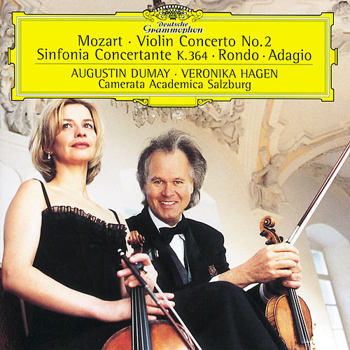 Mozart: Sinfonia concertante K. 364 by Augustin Dumay