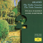 Brahms: The Violin Sonatas; The Viola Sonatas by Pinchas Zukerman