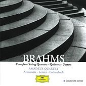 Brahms: Complete String Quartets, Quintets & Sextets by Various Artists