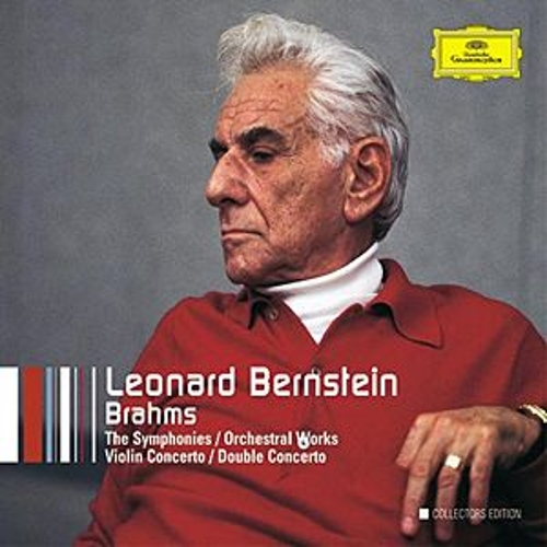 Brahms: Complete Symphonies; Orchestral Works; Concertos by Various Artists