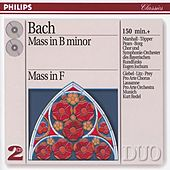 Bach, J.S.: Mass in B minor/Missa Brevis in F by Various Artists
