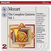 Mozart: The Complete Quintets, Vol. 1 by Various Artists