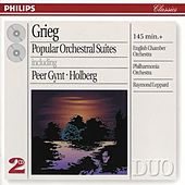 Grieg: Popular Orchestral Suites by Various Artists