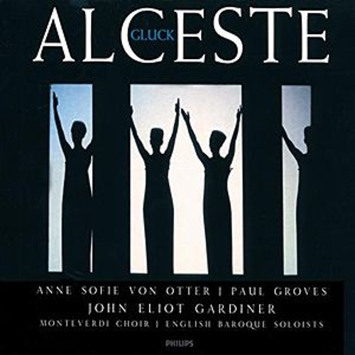 Gluck: Alceste by Various Artists