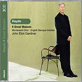Haydn: 6 Great Masses by Various Artists