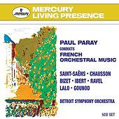 Paul Paray conducts French Orchestral Music by Various Artists