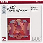 Bartók: The String Quartets by Novak Quartett
