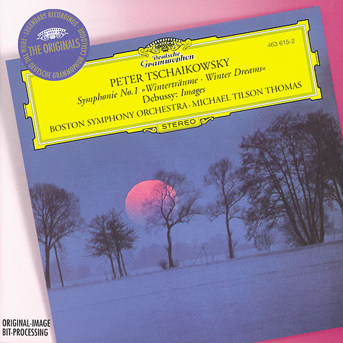 Tchaikovsky: Symphony No.1 in G Minor op.13 'Winter Dreams' by Boston Symphony Orchestra