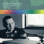 Arthur Grumiaux - Historic Philips Recordings 1953-1962 by Arthur Grumiaux