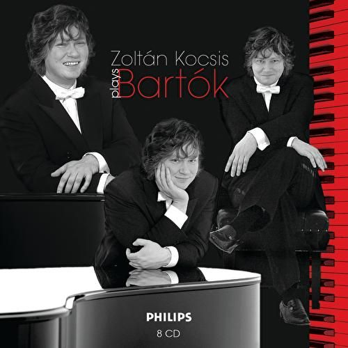 Zoltán Kocsis plays Bartók by Various Artists