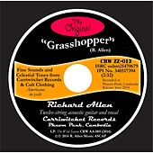 Grasshopper by Richard Allen
