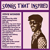 Songs That Inspired Stevie Wonder von Various Artists
