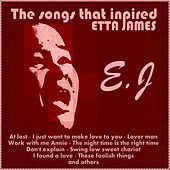 The Songs That Inspired Etta James von Various Artists