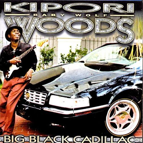 Big Black Cadillac by Kipori Woods