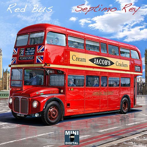 Red Bus by Septimo Rey