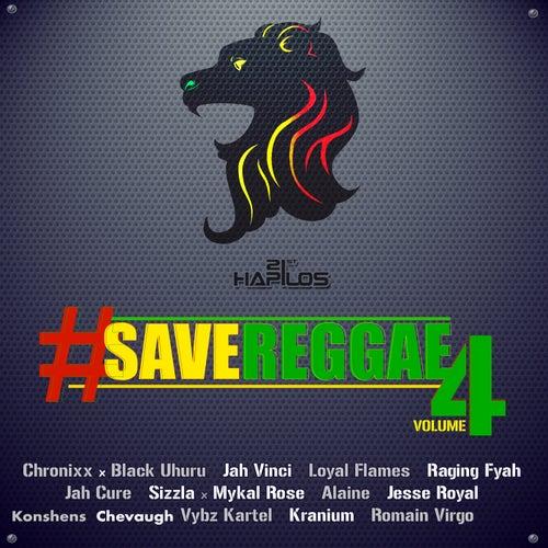 #Savereggae, Vol.4 by Various Artists