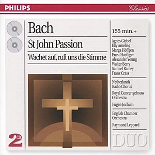 Bach, J.S.: Johannes-Passion; Wachet auf, ruft uns die Stimme by Various Artists