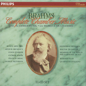 Brahms: Complete Chamber Music by Various Artists