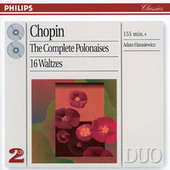 Chopin: The Polonaises/17 Waltzes by Adam Harasiewicz
