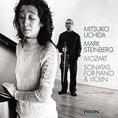 Mozart: Sonatas for Piano & Violin by Mitsuko Uchida