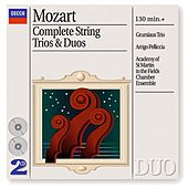 Mozart: Complete Strings Trios & Duos by Various Artists