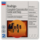Rodrigo: Complete Concertos for Guitar & Harp by Various Artists