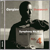Shostakovich: Symphony No.4 in C minor, Op.43 by St Petersburg Kirov Orchestra
