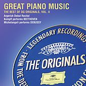 Great Piano Music: The Best of DG Originals, Vol. II by Various Artists