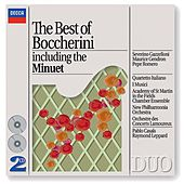 The Best of Boccherini by Various Artists