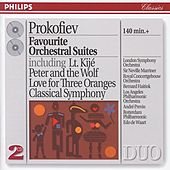 Prokofiev: Favourite Orchestral Suites by Various Artists