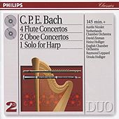 Bach, C.P.E.: 4 Flute Concertos; 2 Oboe Concertos, etc. by Various Artists
