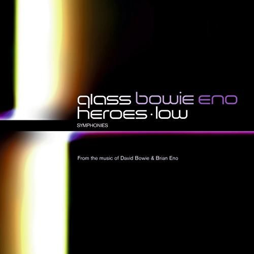 Philip Glass: Low Symphony & Heroes Symphony by Various Artists
